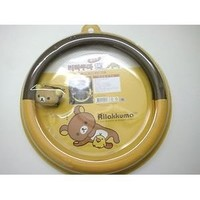 Rilakkuma Yellow Steering Wheel Cover