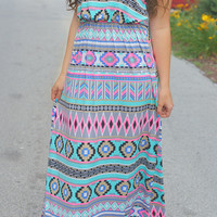 Fun Night Out Maxi Dress