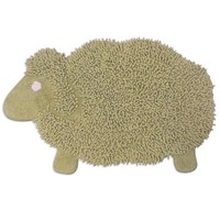 Animal Cracker Cotton Bath Rug