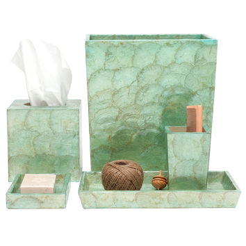 Andria Aqua Bath Collection