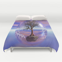 globe of life Duvet Cover by Store2u