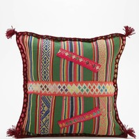 Our Open Road X UO One-Of-A-Kind Pillow - Urban Outfitters