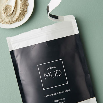 MUD Original Detox Bath & Body Mask