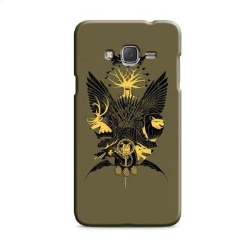 Game Of Thrones Who is Crown Samsung Galaxy J7 2015 | J7 2016 | J7 2017 Case