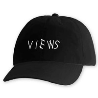 VIEWS [DAD HAT]
