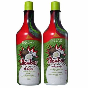 Kit Inoar Bombar Coconut 1000ml (33fl.oz)