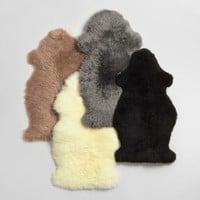 21x41 New Zealand Sheepskin Area Rug Collection