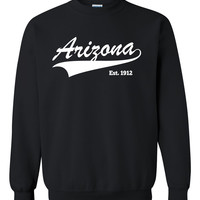 Arizona Crewneck Sweatshirt