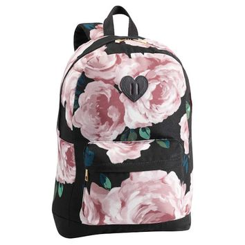 The Emily & Meritt Bed Of Roses Backpack