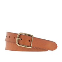 J.Crew Womens Classic Leather Belt