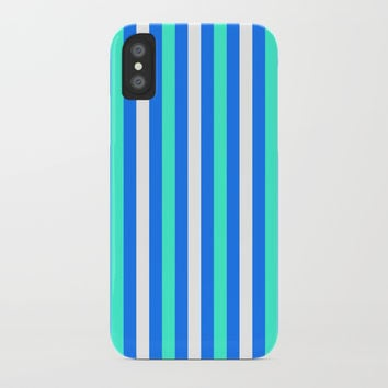 Stripes iPhone Case by Printerium