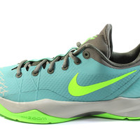 Nike Men's Zoom Kobe Venomenon 4 Jade Green Basketball Shoes 635578 300