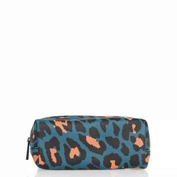 MATT Leopard Print Makeup Bag