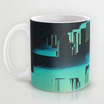 Underwater City Mug by DuckyB (Brandi)