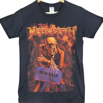 Megadeth T-Shirt - Peace Sells