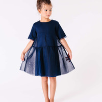 KIPP Girls' Mesh Dress
