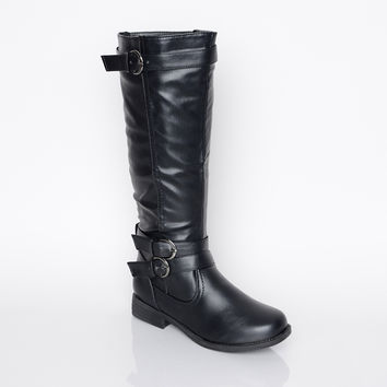 Side Bands Riding Boot