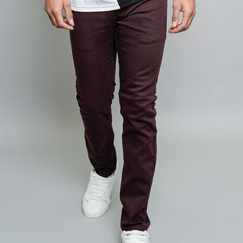 Men's Skinny Fit Colored Jeans DL937 (Fig)