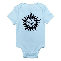 Supernatural Symbol Body Suit