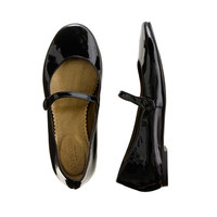 crewcuts Girls Patent Leather Mary Janes