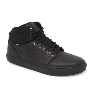 Vans Off The Wall Alomar Diamond Shoes - Mens Shoes - Black - 10