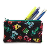 Kids Pencil Case, Kids EpiPen Case, Kids Crayon Bag, Back to School, Epi Pen Bag, Pencil Bag