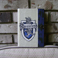 Ravenclaw Harry Potter Book Clutch Box Upcycled