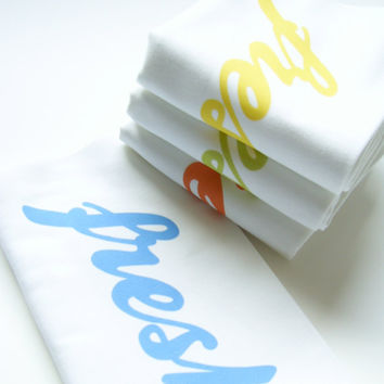 So Fresh Napkins  - Set of FOUR