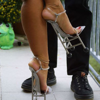 What size pumps/high heels do you like to wear?