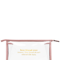 Kate Spade Wedding Belles Iris Rosy Dawn ONE