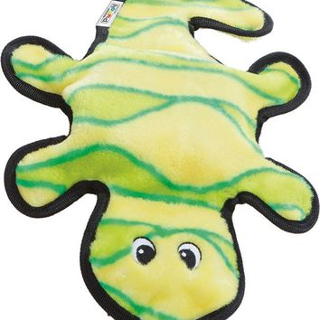 Invincible Squeaker Gecko Dog Toys