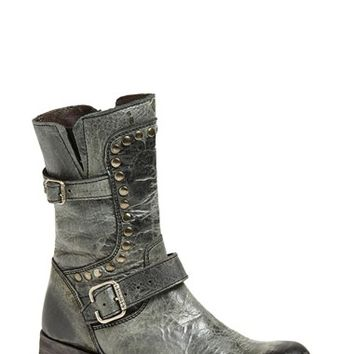 Women's Liberty Black 'El Paso' Studded Boot