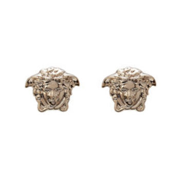 Medusa Stud Earrings - Versace | WOMEN | US STYLEBOP.COM