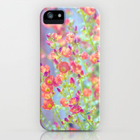 Garden Song iPhone & iPod Case by Shawn Terry King