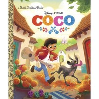 Coco Little Golden Book (Disney/Pixar Coco) - Walmart.com