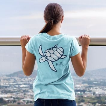 World Oceans Day Pocketed Waves Tee *With Free Popsocket*