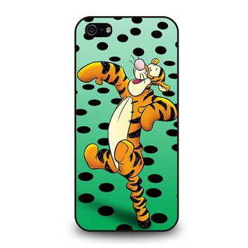 TIGGER Winnie The Pooh iPhone 5 / 5S / SE Case Cover