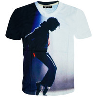 Michael Jackson Tippy Toes Tee