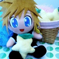 Kingdom Hearts Paopu Fruit Plushie