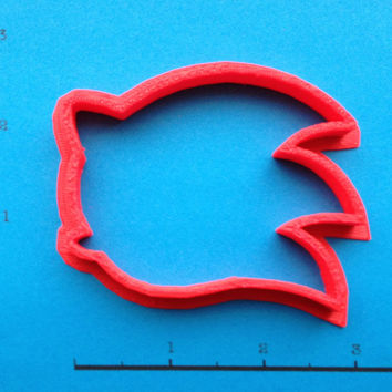Sonic the Hedgehog Cookie Cutter