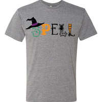 Spell Witchy Halloween TSHIRT