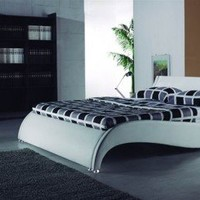 Unusual Platform Bed - Opulentitems.com