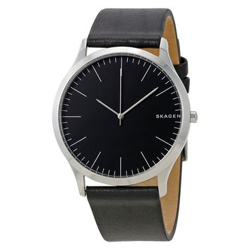 Skagen Jorn Black Dial Mens Watch SKW6329