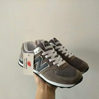 new balance fashion casual all match n words breathable couple sneakers shoes-1