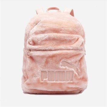 PEAPUF3 PUMA Wns Fur Backpack G
