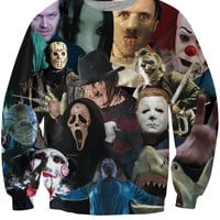 Cinema Killers Crewneck Sweatshirt
