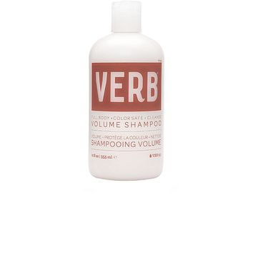 Verb Volume Shampoo Full Body + Color Safe + Cleanse 12 Oz