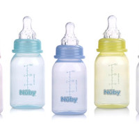 Nuby Baby Bottle 4oz - 72 Units