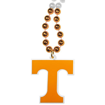 Tennessee Volunteers Mardi Gras Bead Necklaces CMBN25