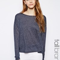 New Look Tall Pocket Slouch Top